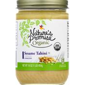 Nature's Promise Sesame Tahini, Unsalted