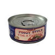 Napakasarap Pinoy Style Liver Spread