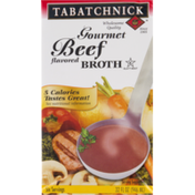 Tabatchnick Broth, Gourmet Beef Flavored