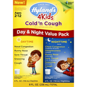 Hyland's Cold 'n Cough, Day & Night Value Pack