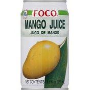 Foco Juice, Mango