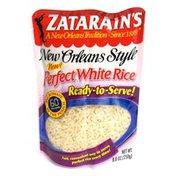 Zatarain's Perfect White Rice, Ready-to-Serve!