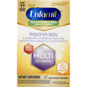 Enfamil Multivitamin with Iron, Infant & Toddler