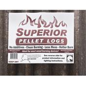 Superior Pellet Fuels Pellet Logs