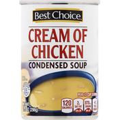 Best Choice Soup, Cream of Chicken, Condensed