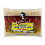 Madame Gougousse Parboiled Long Grain Rice