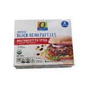 O Organics Black Bean & Veggie Patties