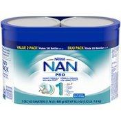 NAN Pro 1 Infant Formula with Iron Powder