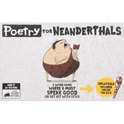 Poetry for Neanderthals Word Game, Ages 7+