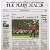 The Plain Dealer Newspaper