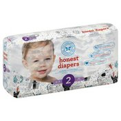 The Honest Company Diapers, Honest, Space Travel, Size 2 (12-18 Pounds)