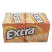 Wrigley Extra Sticks Sugar Free Gum