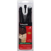 FastenMaster Wood Screw, Structural, 8 Inches