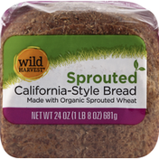Wild Harvest Bread, California-Style, Sprouted