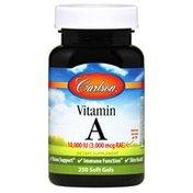 Carlson Labs Vitamin A 10,000 IU