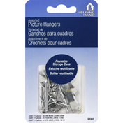 Helping Hand Picture Hangers, Assorted