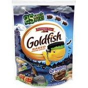 Pepperidge Farm Goldfish Fudge Brownie Baked Graham Snacks
