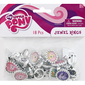 DesignWare Jewel Rings, My Little Pony