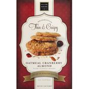 Salem Baking Company Cookies, Oatmeal Cranberry Almond
