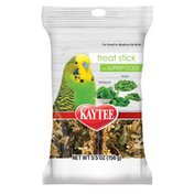 Kaytee Spinach, Kale With Superfoods Treat Stick For Small To Medium Pet Birds