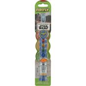 Firefly Toothbrush, Star Wars, Soft