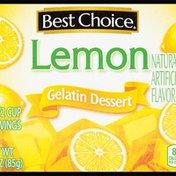 Best Choice Gelatin Dessert