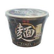 Myojo Black Seafood Tonkotsu Ramen Noodle Soup