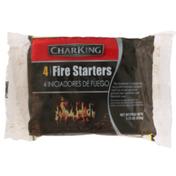 CharKing Fire Starters