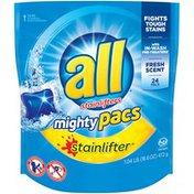 all Unit Dose Laundry Detergent, Original