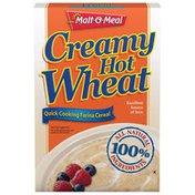 Malt-O-Meal Creamy Hot Wheat