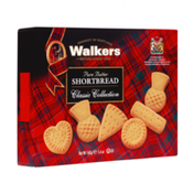 Walkers Shortbread Pure Butter Shortbread, Classic Collection