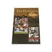 Arcadia Publishing San Francisco 49ers by Martin Jacobs Paperback Book