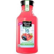 Minute Maid Light Blueberry Watermelon 15 Calories Fruit Drink