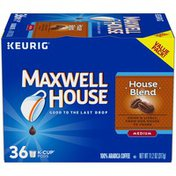 Maxwell House House Blend Medium Roast K-Cup® Coffee Pods Value Pack