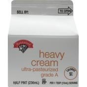 Hannaford Grade A Heavy Cream