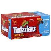 Twizzlers Twists, Rainbow, Assorted Flavors