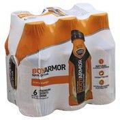 BODYARMOR Sports Drink, Orange Mango, 6 Packs