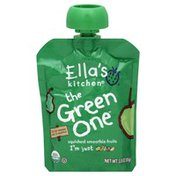 Ella's Kitchen Smoothie Fruits, Squished, The Green One, Over 6 Months
