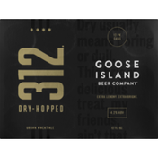 Goose Island Beer Co. 312 Dry-Hopped Urban Wheat Ale