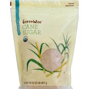 GreenWise Cane Sugar, Organic