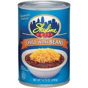 Skyline Chili With Beans Chili