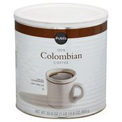 Publix Coffee, 100% Colombian