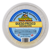Tropical Authentic Fresh Cheese