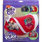 Hartz Cat Toy, Peek & Play Pop-up Tent