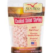 Sea Best Cooked Salad Shrimp