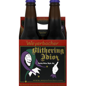 Weyerbacher Ale, Blithering Idiot, Barley-Wine Style