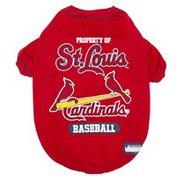 Pet First Extra Large MLB Saint Louis Cardinals Dog T-Shirt