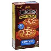 Tombstone Pizzas, Mini, Pepperoni, 2 Pack