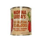 Nonna Luisa San Marzano Tomato
