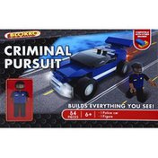 Blokko Criminal Pursuit, 54 Pieces